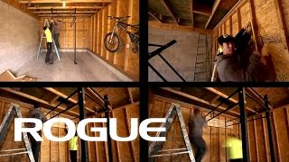 How to Build a Garage Gym Rogue Style