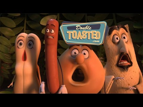 SAUSAGE PARTY MOVIE REVIEW - Double Toasted Highlight
