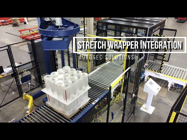 Stretch Wrapper Integration | Autotec Solutions
