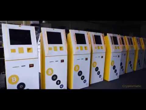 AI Trades BTC Machine Suuplier