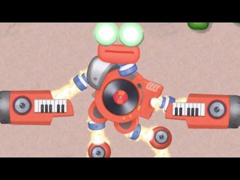 My Singing Monsters: Wubbox Air Island Full Song