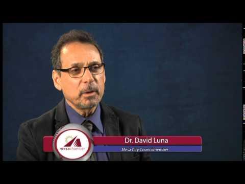 2014 Mesa Chamber of Commerce Leadership Awards Non-Profit of the Year Winner Mesa United Way