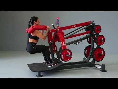 1HP591 – Squat Machine