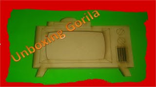 Unboxing Gorila Mini TV Para Celulares