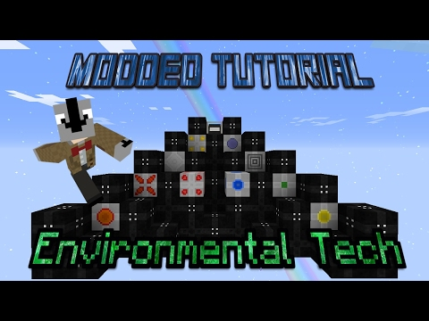 1 12 Environmental Tech Mod Download Minecraft Forum