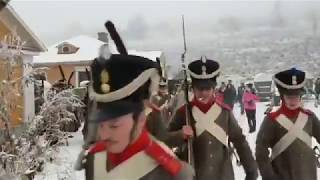 "Съёмки фильма ""Союз спасения"""