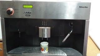 видео Ремонт встраиваемых кофеварок