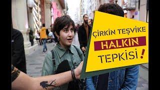 Gaga Bulut'a Türk Halkın Tepkisi ! - Sokak Röportajı