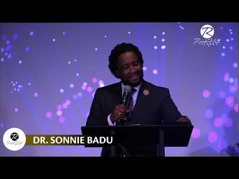 THE POWER OF PRAYER by Dr. Sonnie Badu (RockHill Church)