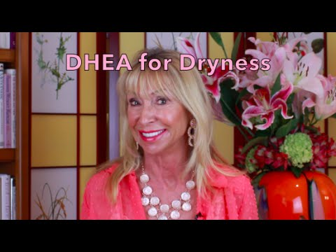 DHEA For Vaginal Dryness