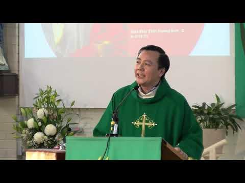 Thánh Lễ Chúa Nhật 18 Mùa Quanh Năm ngày 1/8/2021 dành cho những người không thể đến nhà thờ