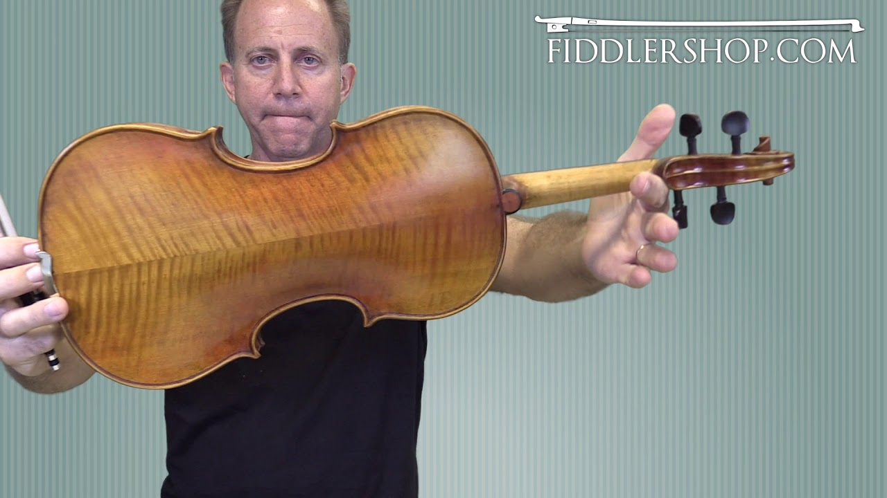 Fiddlerman Soloist, Ole Bull, and Master Violin for Lee