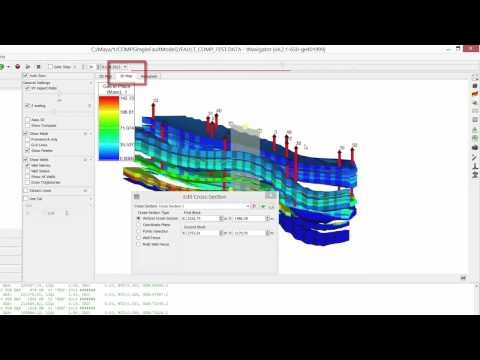 How To Simulate Infill Drilling In TNavigator