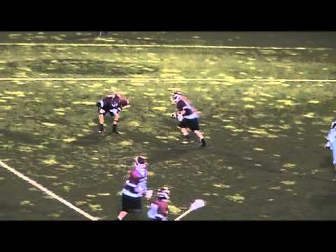 UMass Lacrosse Highlights From Second Half and OT ...