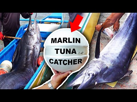 How To Catch Marlin, Sailfish, Yellowfin Tuna And More   Fishing Big Fish In The Philippines