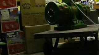 Gents' WWII Air Raid Siren (Low voltage to full) 1 Thumbnail