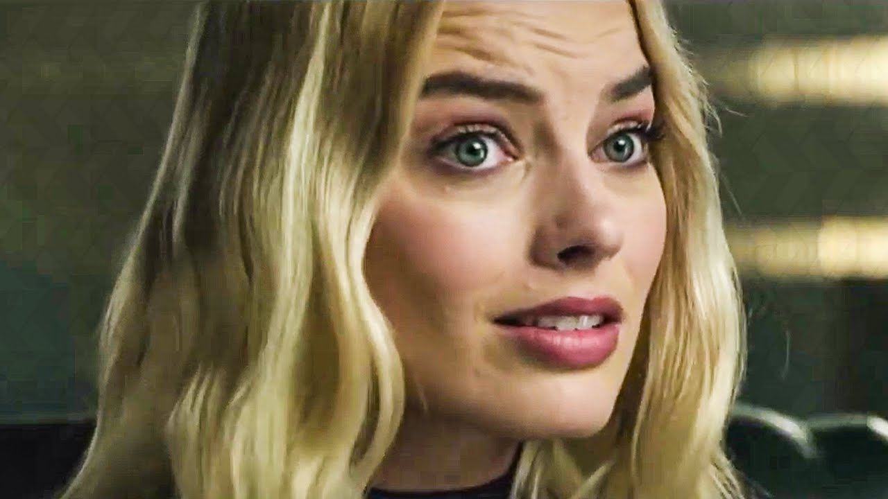 SUICIDE SQUAD Promo Trailer - Harley Quinn Therapy (Margot Robbie - 2016)