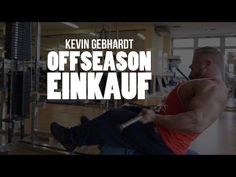 Offseason Bodybuilding Einkauf | 1kg Reis am Tag, Ben & Jerry´s & Co. | 200€ für Essen wöchentlich?!