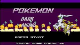 Le migliori Hack Rom Pokémon - Pokémon Dark Rising