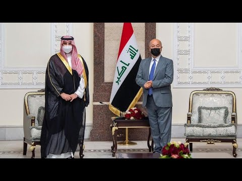 نائب وزير الدفاع السعودي يزور العراق وسط مساع لتحسين العلاقات بين الرياض وطهران  - نشر قبل 3 ساعة