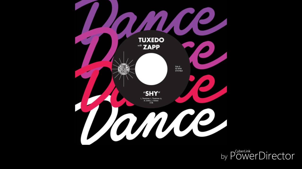 TUXEDO WITH ZAPP - SHY 2018