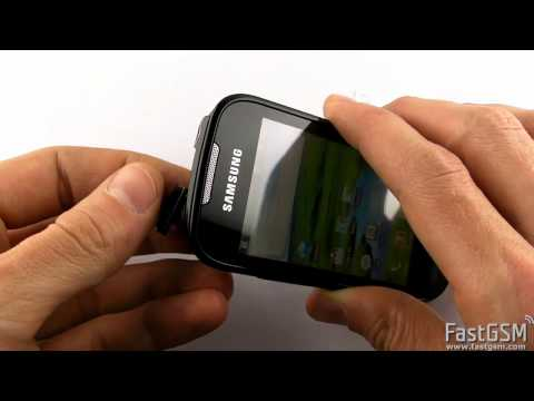 Unlock Samsung i5800 Galaxy 3 & Galaxy 580
