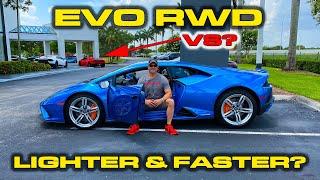 2020 EVO RWD FIRST TEST * Faster than my old Lamborghini Huracan LP610-4? * 0-60, 60-130, 1/4 Mile