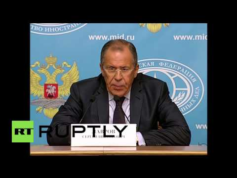 Russia: Second humanitarian aid convoy to Ukraine announced by Lavrov