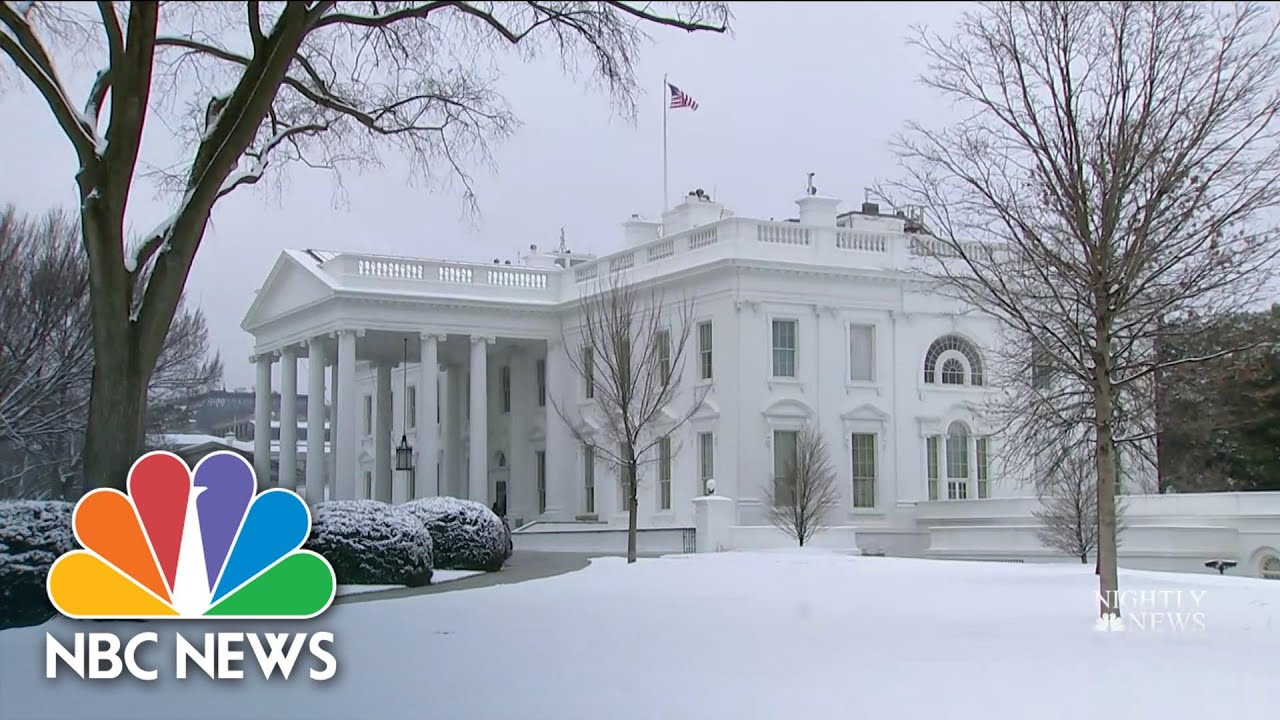 Senate Republicans Offer Alternative To Biden Relief Plan   NBC Nightly News