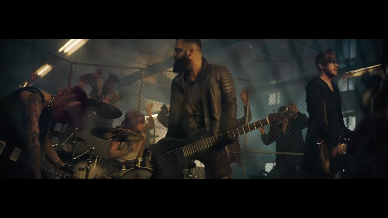 Skillet Back From The Dead Official Video Youtube