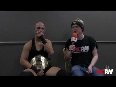Jack Interviews ROH Champion Christopher Daniels At WCPW Bulletproof