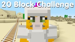 Minecraft PS4 - 20 Block Challenge - Iron Belly (6)