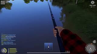 Русская рыбалка 4 Озеро Комариное