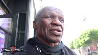 Floyd Mayweather Sr on Canelo vs Chavez Jr