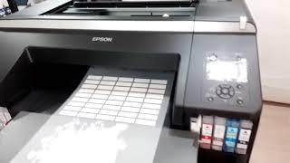 DTF inkjet printer, Digital Tr…