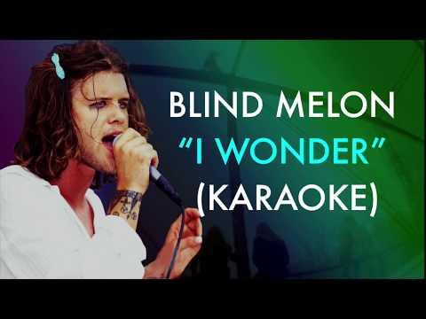 "Blind Melon ""I wonder"" [Karaoke] 1992 Album"
