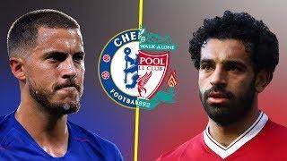 Eden Hazard VS Mohamed Salah - Who Is The Best ? - Amazing Dribbling Skills - 2018/19