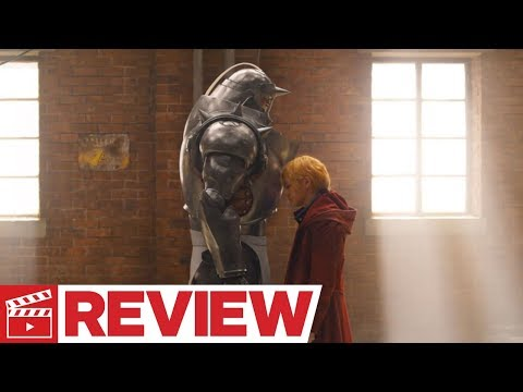 Fullmetal Alchemist Live Action Movie Review