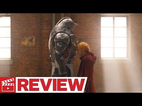 Fullmetal Alchemist Live Action Movie