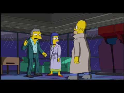 Simpsonai Lietuviškai Mardžė Kodėl tu man neatleidi?