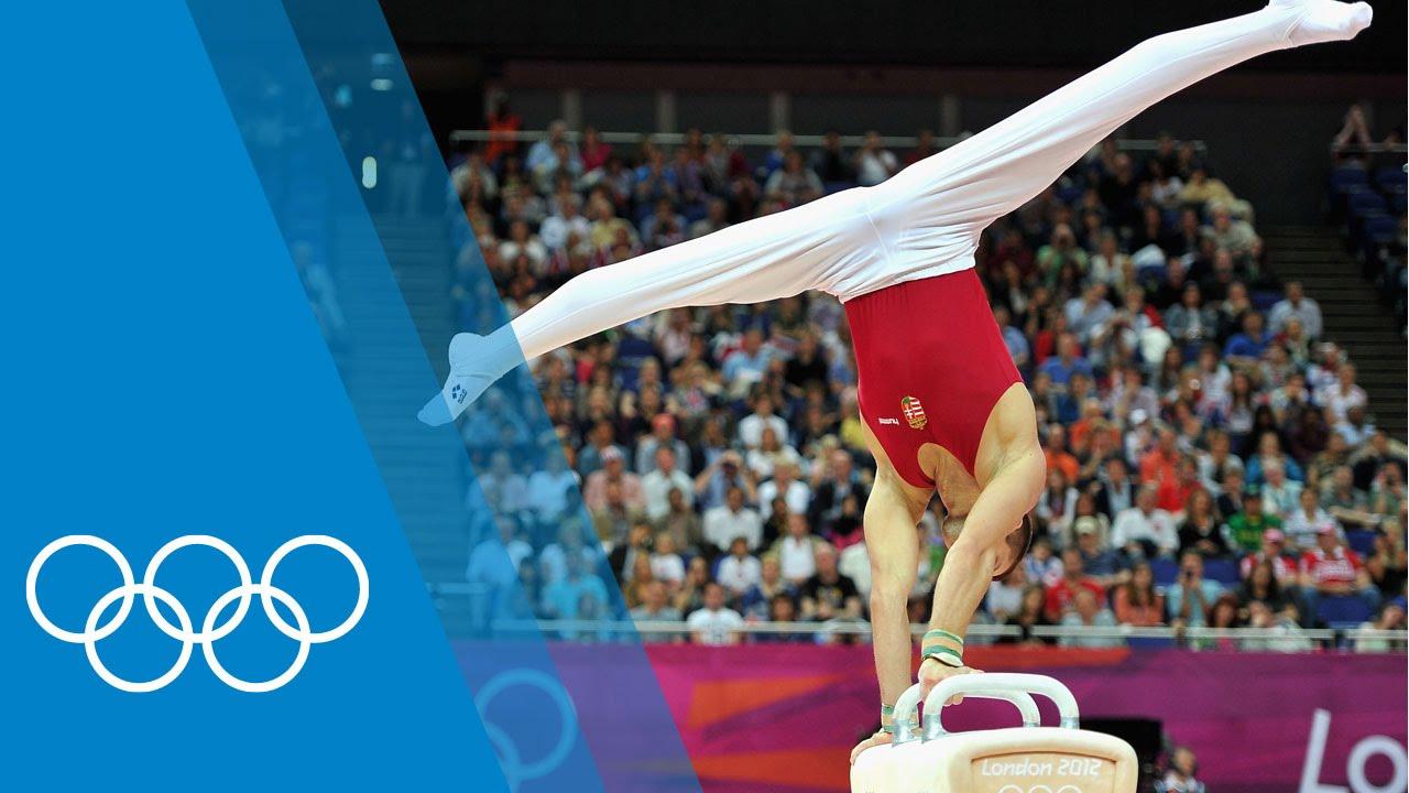 guide to gymnastics pommel horse youtube