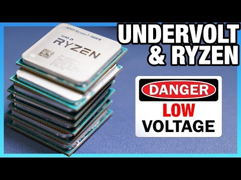 AMD Ryzen 3000 Undervolting Offset vs  Override | Vcore