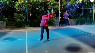 My dance in my society navratri 2018