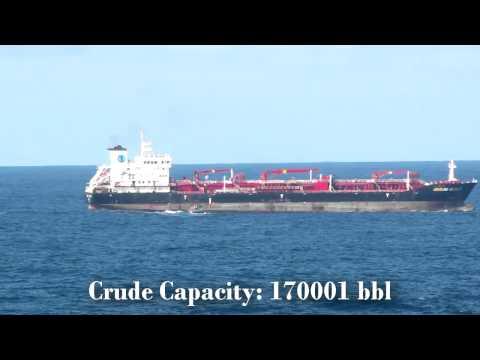 Oil/Chemical tanker ANGELINA AMORETTI pilot transfer