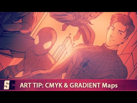 Art Tips: CMYK Settings & Gradient Maps Q&A