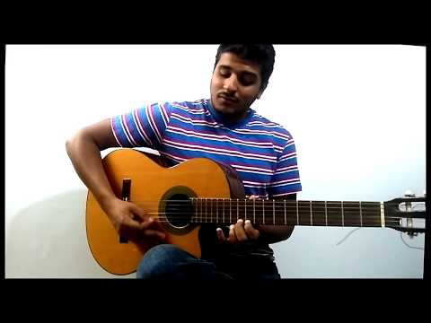 Tamaly Ma'ak - Amr Diab (Guitar Cover) تملى معاك - عمرو دياب
