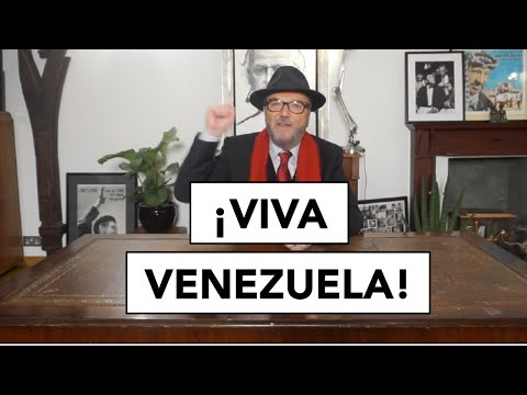 George Galloway on Venezuela (subtitulos en Español)
