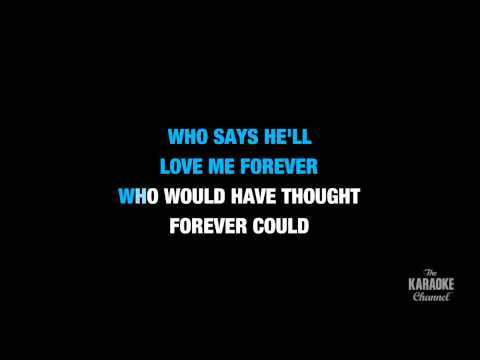 "If I Die Young in the Style of ""The Band Perry"" karaoke video with lyrics (no lead vocal)"