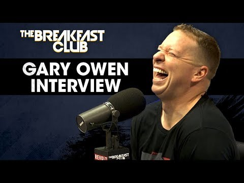 Comedian Gary Owen Talks Kevin Hart, His Comedy Special & More
