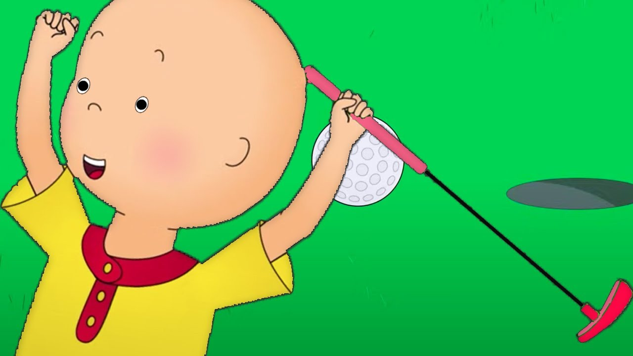 Caillou:カイユー